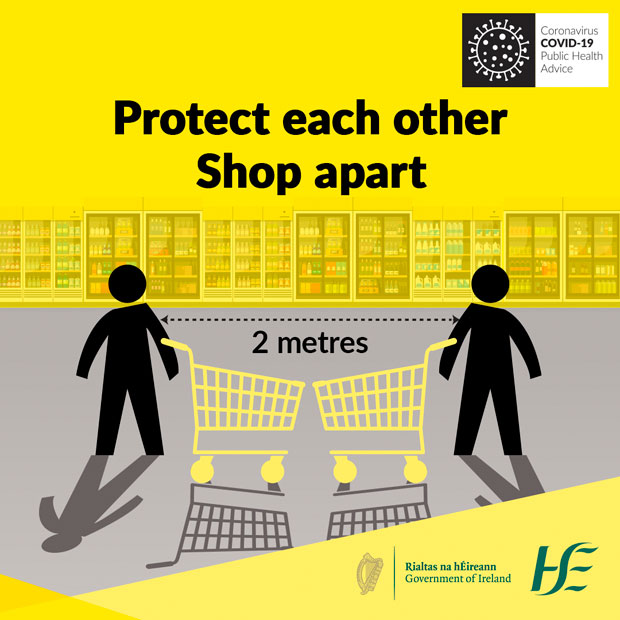 Shop Apart Advice from HSE